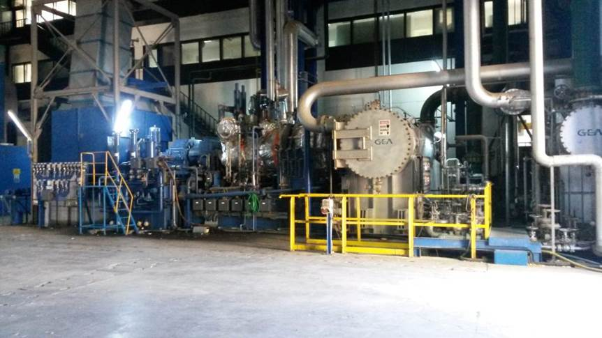32mw Rolls Royce Combined Cycle Power Plant Dual Fuel