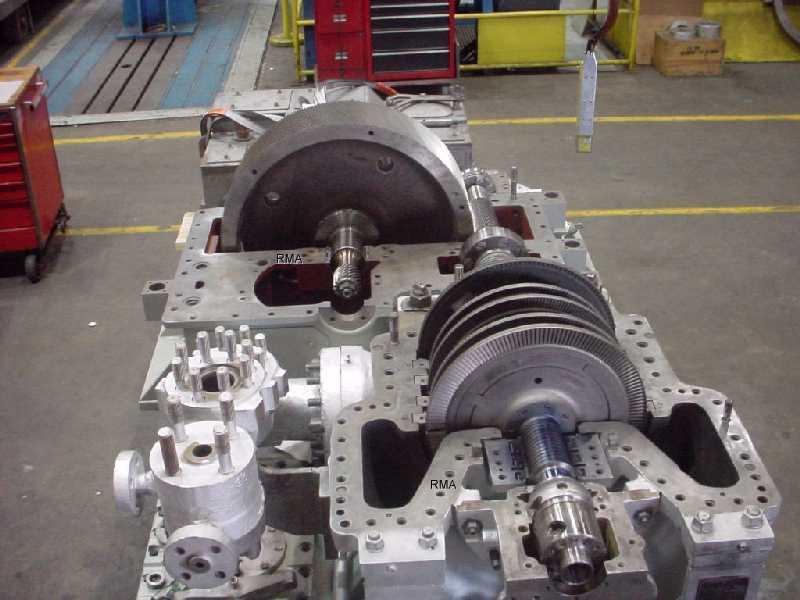 Steam Turbine Power Generators